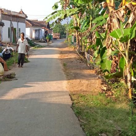 Kegiatan PKTD di Desa Gunem