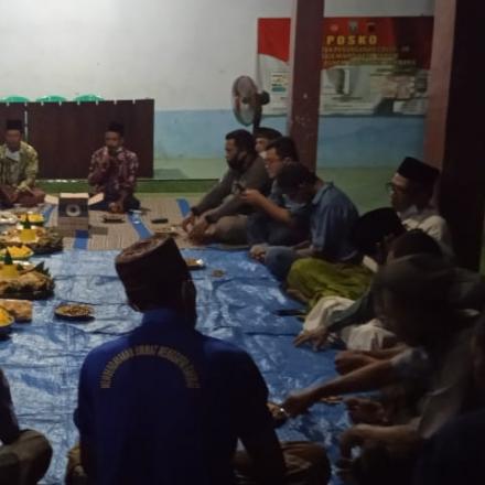 Malam Tirakatan Perayaan Hari Ulang Tahun Republik Indonesia ke 76 Desa Gunem